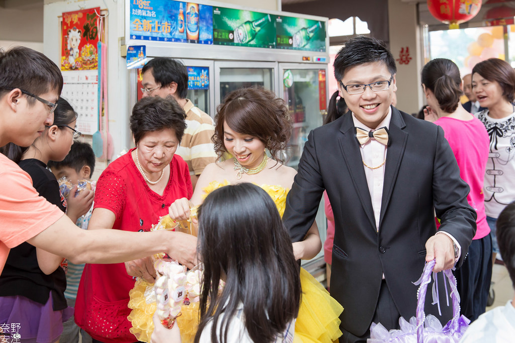 婚禮紀錄-高雄-展誠&鳳綿-文定午宴 X 吉喜海鮮餐廳 (67)