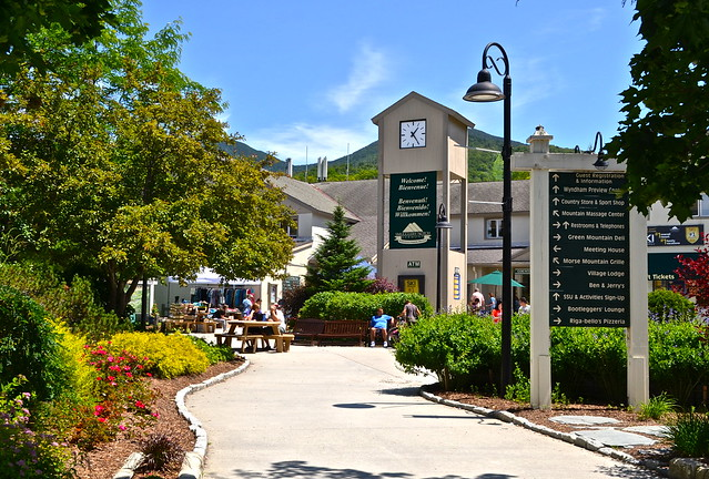 Village at Smugglers Notch Resort, vermont