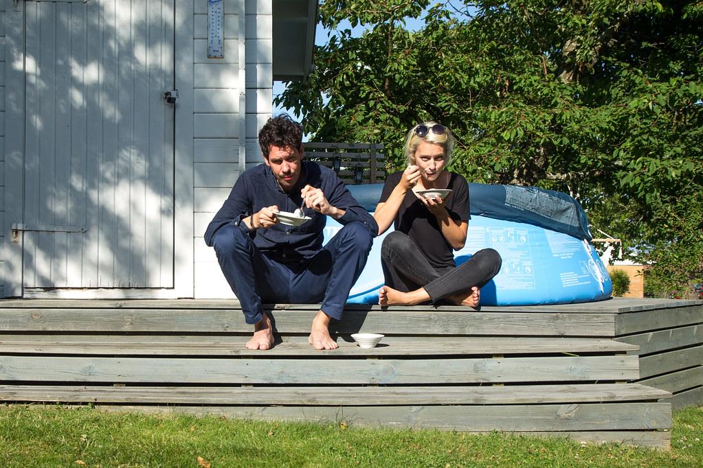 Summer in Påarp