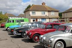 Tatra Register UK Annual Rally 2015: Basildon