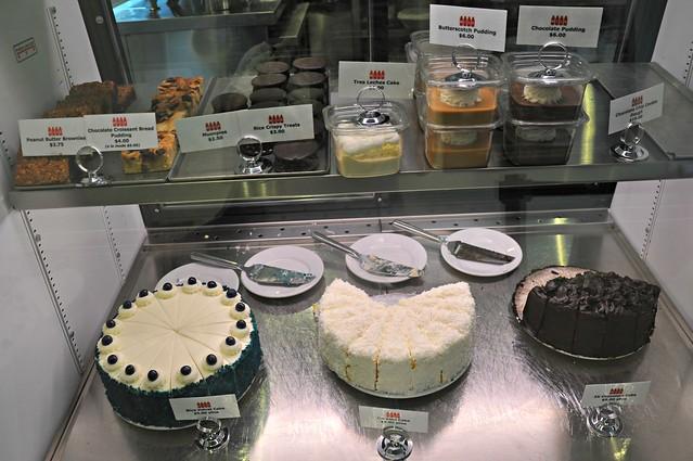 MILK desserts