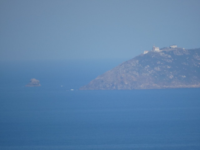 Cabo Finisterre desde Monte Louro