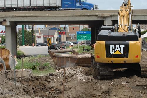 I-29 reconstruction segment 2