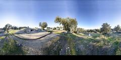 Dolmen de Lácara (360º cloth)
