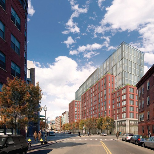 370-380 Harrison Avenue Renderings