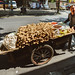 Street vendor in Shanghai, China