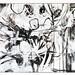 Senses - Iteration II (2017) Acrylic on paper 2065x915mm by mayakonakamura