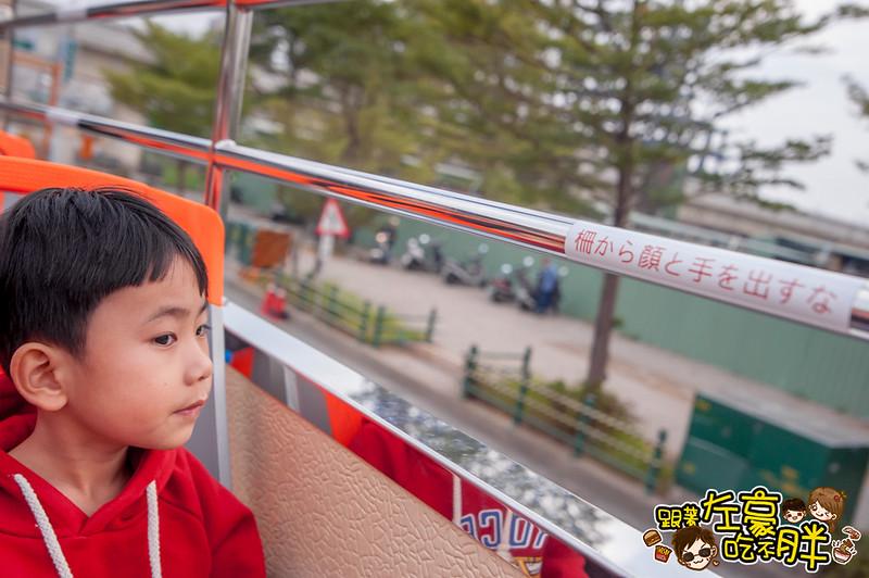 高雄雙層巴士觀光公車(西子灣線)-95
