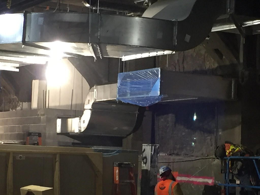 CM014B - MER A3114  Ductwork Installation (02-07-2017)