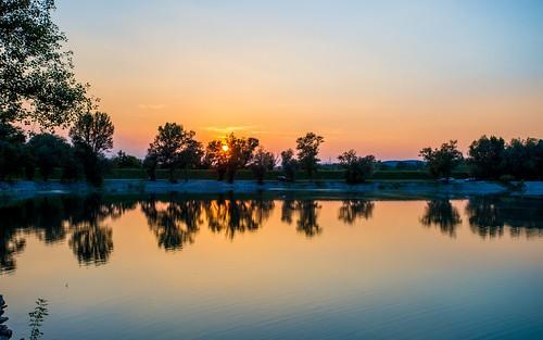 sunset lakes croatia hrvatska nikkor173528 nikond600 zaprešić zajarki lakezajarki