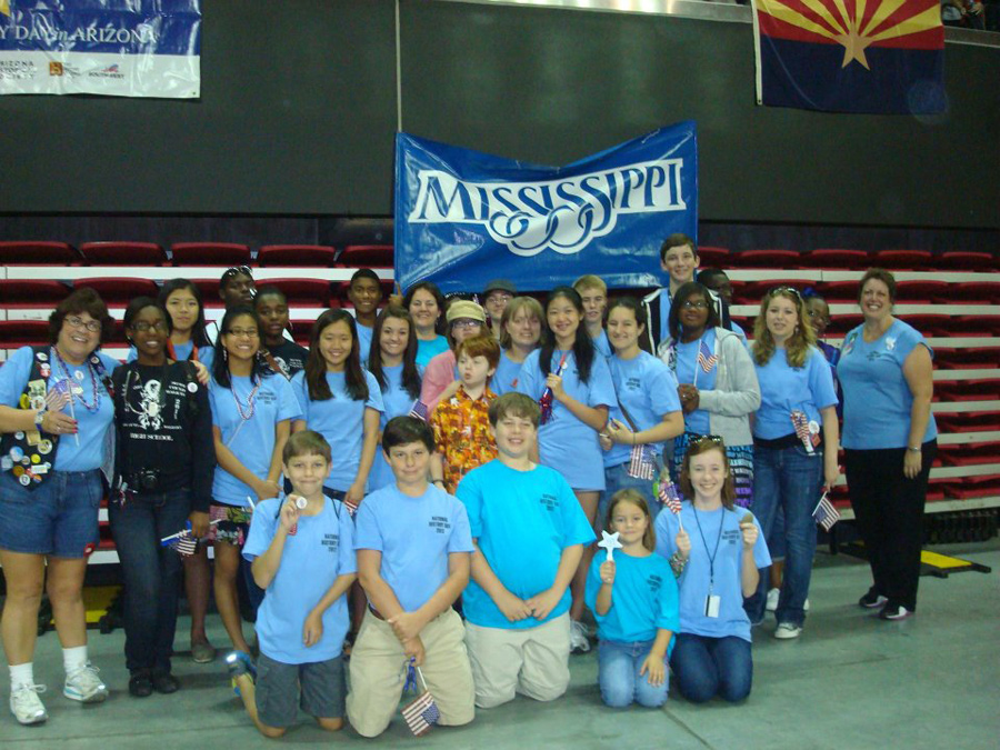 McComb: National History Day 2012