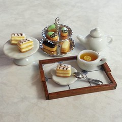 miniature, food, coffee cup, ceramic, porcelain,