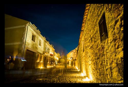 Street in Pedraza