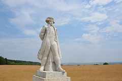 Napoleon monument near Craonne (France 2015) - Photo of Cuissy-et-Geny