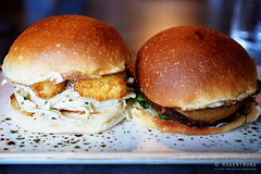 20150702-19-Haloumi and beef brisket sliders at Sm…