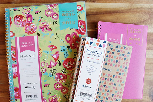 day designer planners & calendars for target