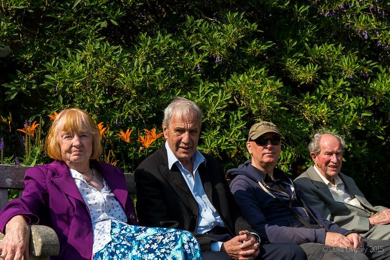Ann, John, Chris and Dad