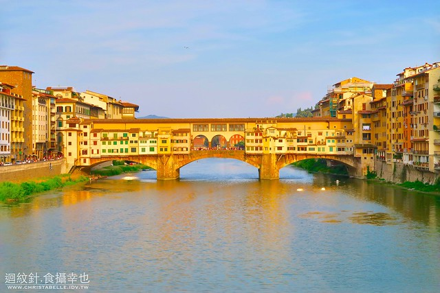 Point Vecchio, Florence, Italy