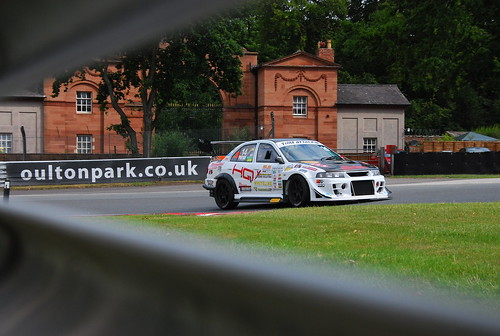 Russ Paton, Time Attack, Oulton Park 2015