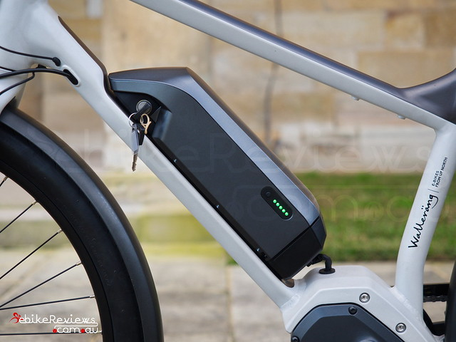 "Wallerang M.01 Smart eBike • <a style=""font-size:0.8em;"" href=""https://www.flickr.com/photos/ebikereviews/19751104703/"" target=""_blank"">View on Flickr</a>"