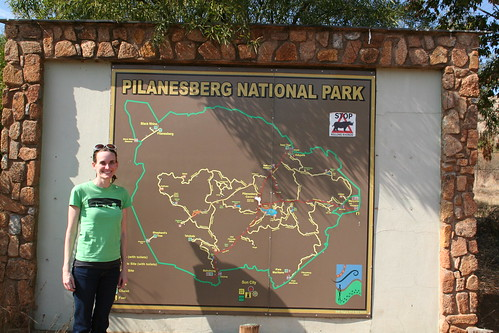Photo by the Pilanesberg Map