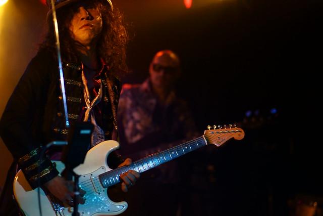 Coal Tar Moon live at 獅子王, Tokyo, 17 Jul 2015. 149