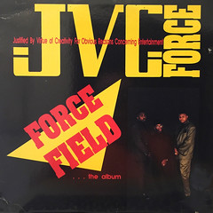 J.V.C. F.O.R.C.E.:FORCE FIELD(JACKET A)