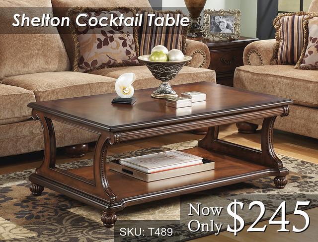 Shelton Cocktail Table