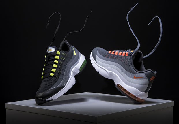 THE NIKE DESIGNER WHO CREATED THE ROSHE RE-INVENTED THE AIR MAX 95 2