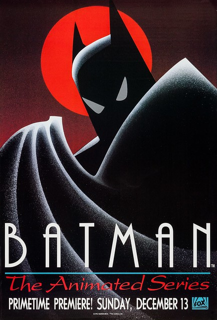 Batman The Animated Series (1992-1998, 85+24odc) cover