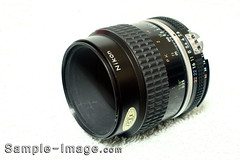 Nikon Micro-NIKKOR 55mm f/2.8 AI-s