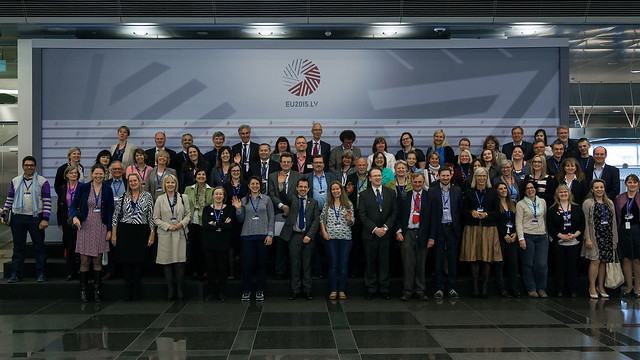2015: 23rd EBLIDA Annual Council Meeting & EBLIDA-NAPLE Conference, Riga, Latvia