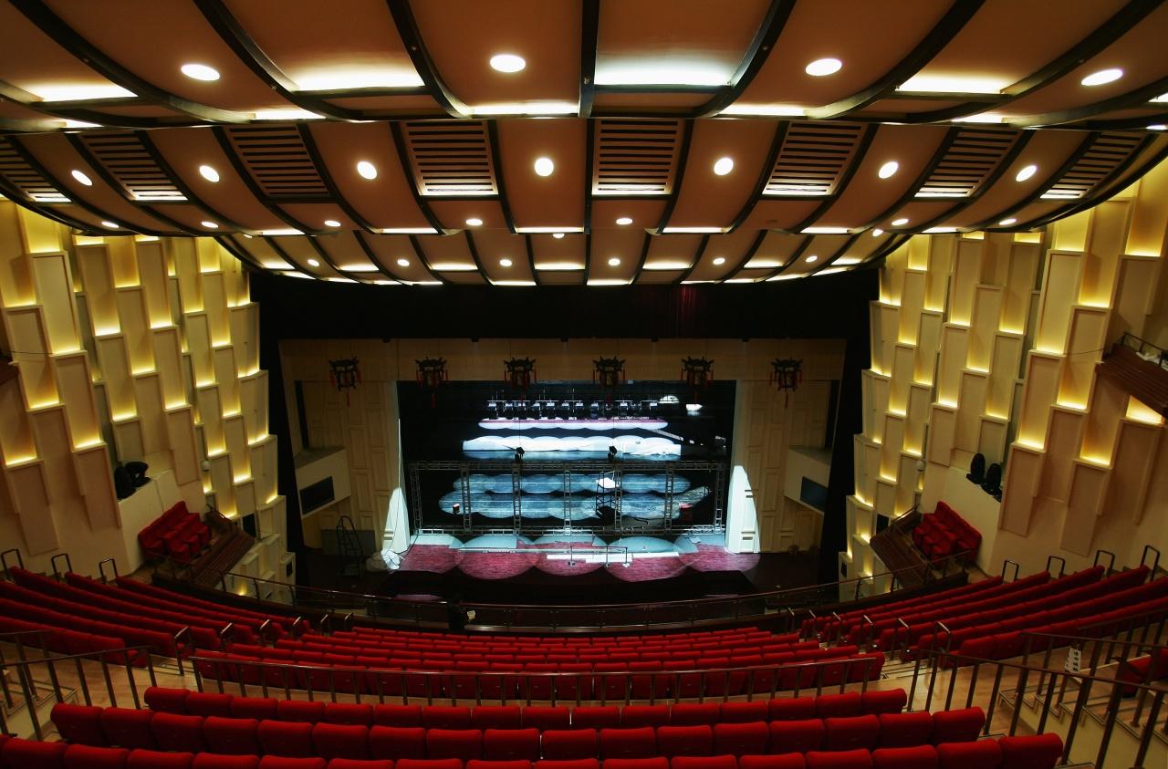 按原訂發展計劃,西九文化區第三期將興建四個場館,包括音樂劇場。(參考圖片/Getty Images)