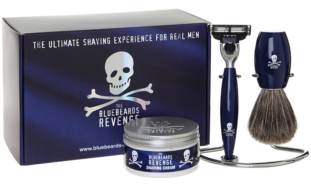 The Bluebeards Revenge Privateer Collection Mach 3 Gift Set