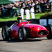 Niall Dyer and Simon Diffey - 1954 Maserati 250F at the 2016 Goodwood Revival (Photo 3) by Dave Adams Automotive Images