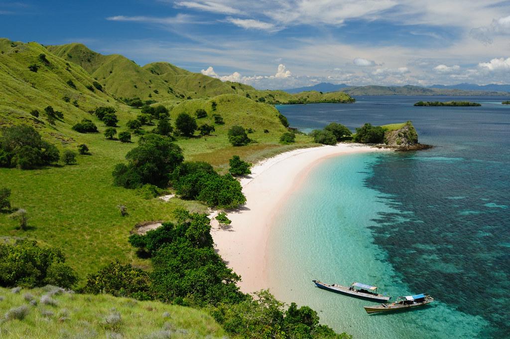 Индонезия. Национальный парк Комодо. Nusa Tenggara.