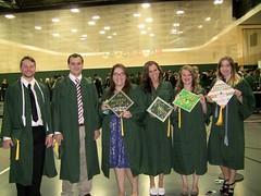 Congrats CoSM Graduates!