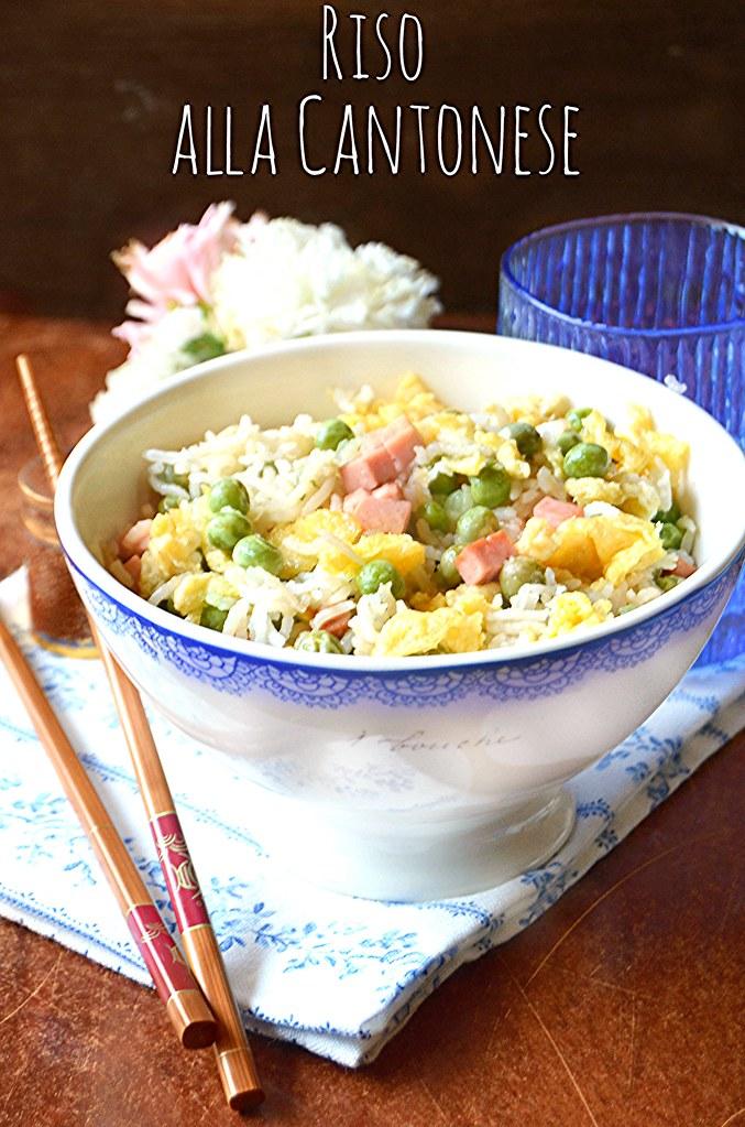 Dolci a go go: Cucine dal mondo-Riso alla cantonese