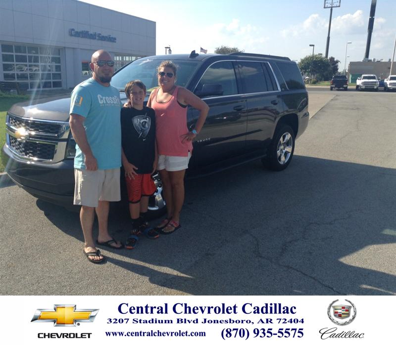 on your chevrolet tahoe from paul mcknight at central chevrolet. Cars Review. Best American Auto & Cars Review