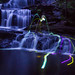 Glow-sticks with Hannah by capturing.Reletivity