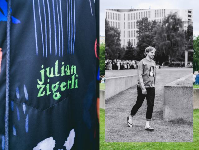 Julian Zigerli - SS16