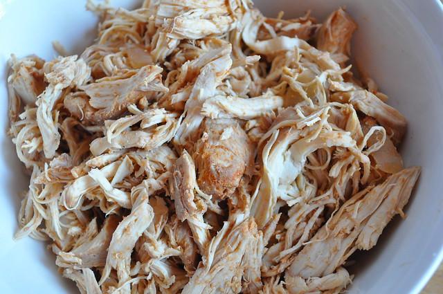Easy Shredded Chicken