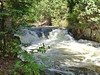 Upper Carp River Falls, upstream cascade (3)