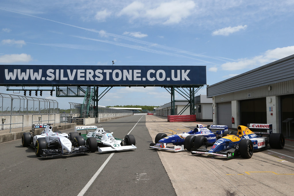 Silverstone Sponsor Driving Day - May 2015