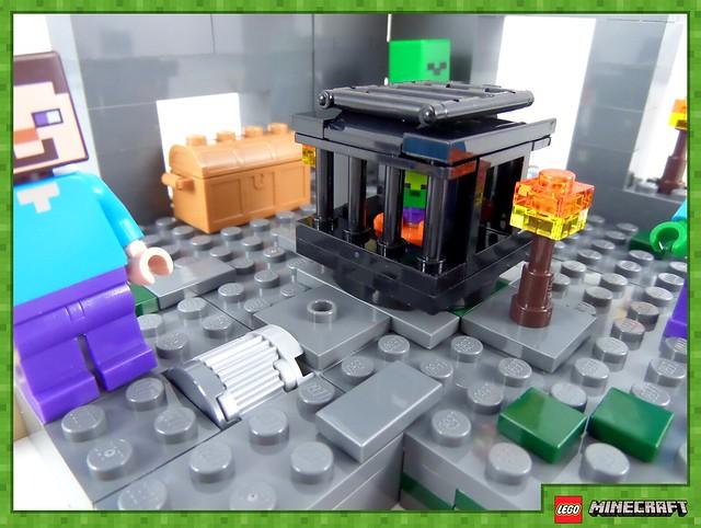 Review - 21119 LEGO Minecraft The Dungeon από EUROBRICKS 19243404814_523bbc6d34_z