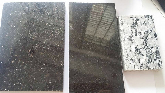 So Oddly Dreamlike | Kitchen Countertop Quartz Vs Granite Abuse Test