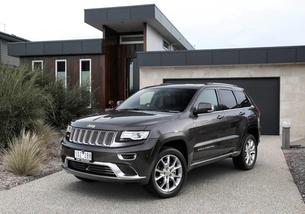 2015 Jeep Grand Cherokee - First Drive