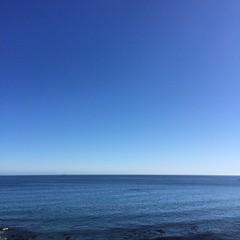 The next day... Beautiful... #ocean #beach #sea