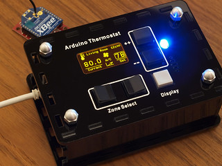 DIY: Arduino Thermostat, early proto