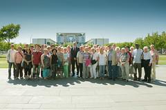 Bürgerinnen und Bürger aus dem Wuppertaler Wahlkreis zu Besuch in Berlin (1. Juli 2015)